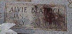 Alvia Beatrice <i>Holiday</i> Bartee