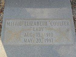 Mittie Elizabeth Coulter