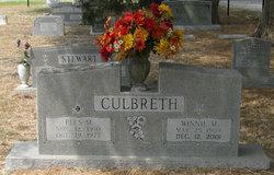 Winnie M <i>Fulhberg</i> Culbreth