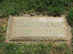 Elizabeth Robarts <i>Morrill</i> Bourn