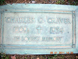 Charles Grover Craver
