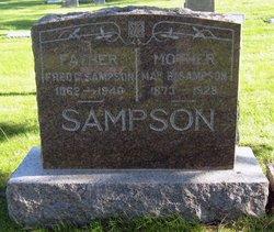 May Bertelson <i>Steele</i> Sampson