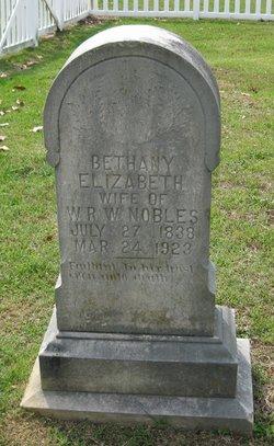 Bethany Elizabeth <i>Dail</i> Nobles