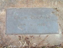 Wilbur Cartwright Christian