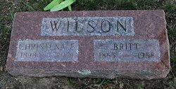 Britt Wilson