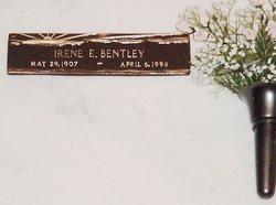 Susie Irene <i>Ethridge</i> Bentley