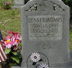 Denver Adams