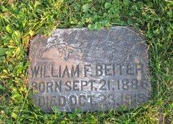 William Frederick Beiter