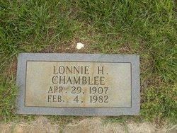 Lonnie Hodge Chamblee