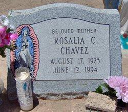 Rosalie C Chavez