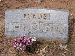 Edna Loubell <i>Matchett</i> Bonds