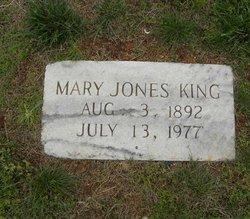 Mary J King