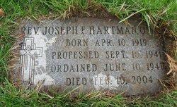 Fr Joseph Francis Hartman O.S.A.