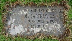 Br Christopher J. McCartney O.S.A.