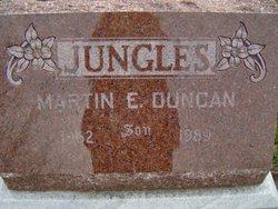 Martin E Duncan