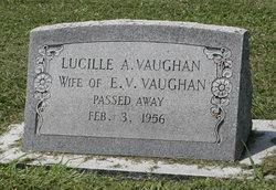Lulu Esma Lucille <i>Atwood</i> Vaughan