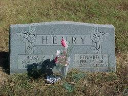 Edward Ivan Henry