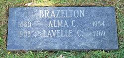 Alma May <i>Crandall</i> Brazelton