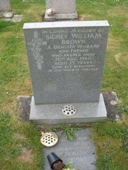 Sidney William Brown