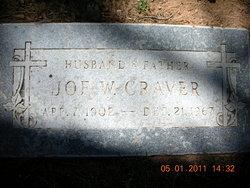 Joseph Wesley Craver