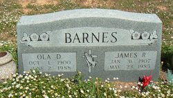 Ola D Barnes