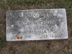 Austin W Cheney