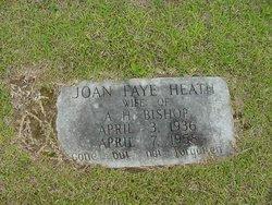 Joan Faye <i>Heath</i> Bishop