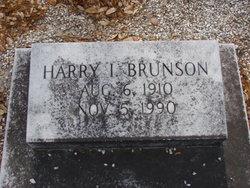 Harry I Brunson