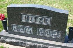 Mildred Ellen <i>Smith</i> Mitze