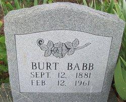 Berty Garfield Babb