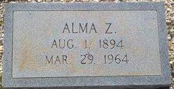 Zolula Alma <i>Bryant</i> Edwards