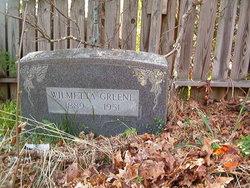 Wilmetta Greene