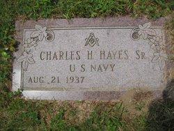 Charles H. Hayes, Sr