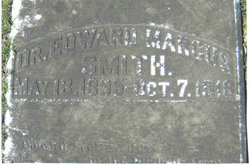 Dr Edward Marcus Smith