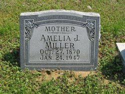 Amelia J. Miller