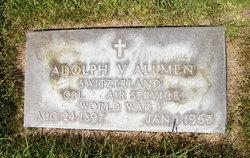 Adolph V. Allman