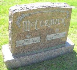 Earl F McCormick
