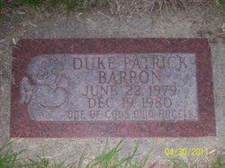 Duke Patrick Barron