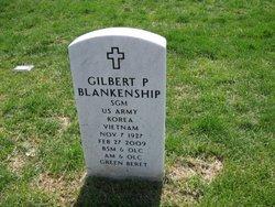 Gilbert P. Blankenship