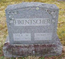 Ella M. Fikentscher