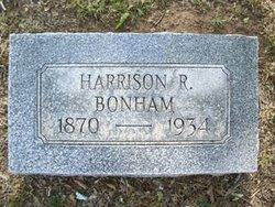 Harrison R Bonham