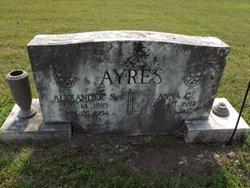 Anna Clara <i>Thomas</i> Ayres