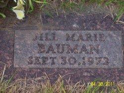 Jill Marie Bauman