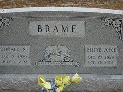 Bettye Joyce <i>Keisler</i> Brame