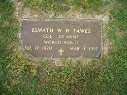 Col Elwath W.H. Tawes