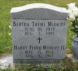 Bertha <i>Treme</i> Midkiff