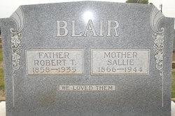 Sallie <i>Whatley</i> Blair