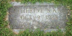 Catherine S Kate Tawes