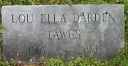 Lou Ella <i>Darden</i> Tawes