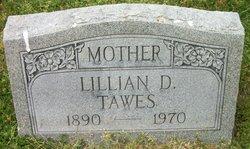 Lillian D Tawes